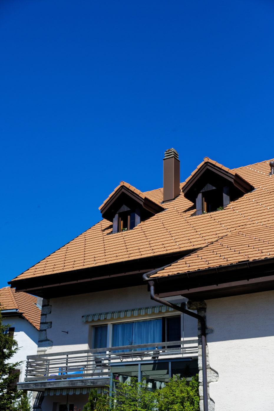Reconstruction de toiture